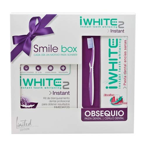 iWhite Smile Box Kit Blanqueador Instant.