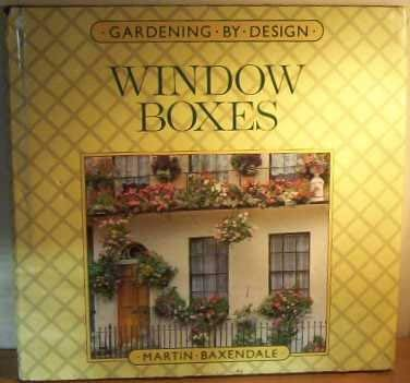 Window Boxes (Gardening by design)