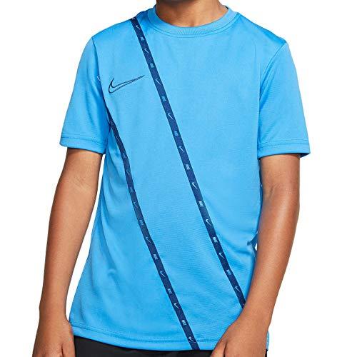 Nike Dri-Fit Academy Sweatshirt, Kinder XL blau