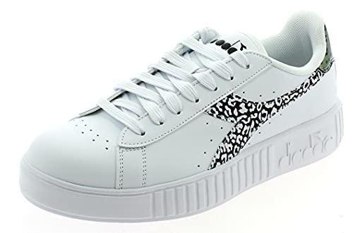 Diadora - Sneakers Game P Step Animalier per Donna (EU 38.5)