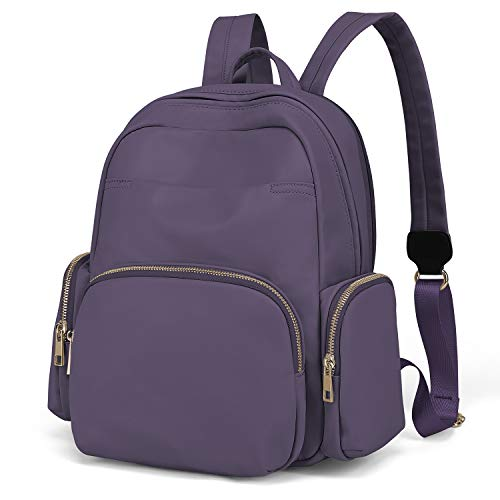 WindTook Backpack Women Elegant Backpack Nylon Waterproof Bags Women Backpack Fashion Travel Work Shopping Purple
