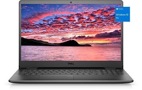 2021 Newest Dell Inspiron 3000 Business Laptop, 15.6 HD LED-Backlit Display, Intel Celeron Processor N4020, 8GB DDR4 RAM, 1TB Hard Disk Drive, Online Meeting Ready, Webcam, HDMI, Win10 Pro, Black