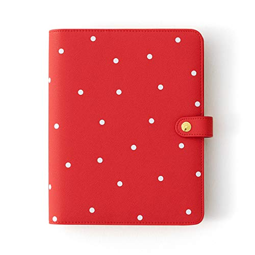 Planner personal. A5. Red topos