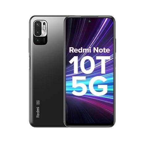MI Note 10T 5G Matelic Black