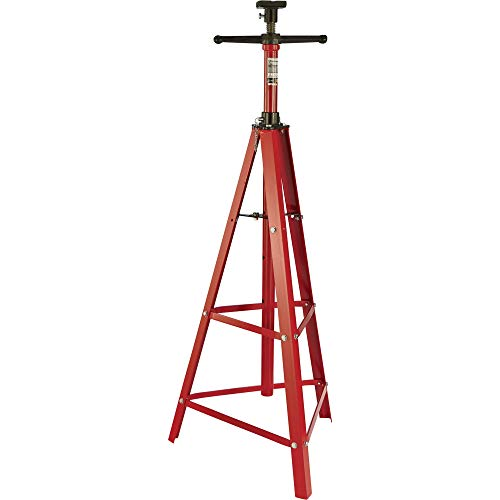 Strongway High-Position 2-Ton Tripod Under Hoist Jack Stand