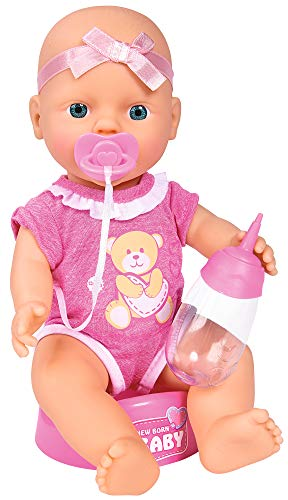Simba 105030069 - New Born Baby Niedliche Puppe