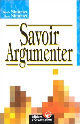 Savoir argumenter
