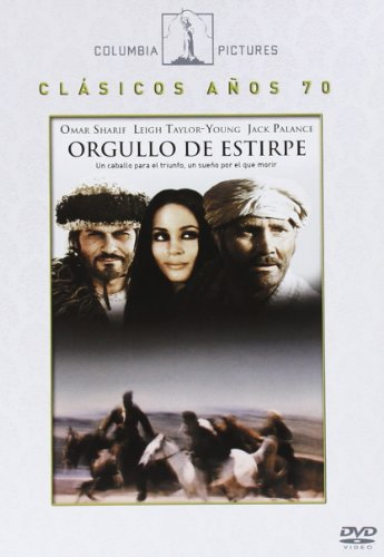 Orgullo De Estirpe [DVD]