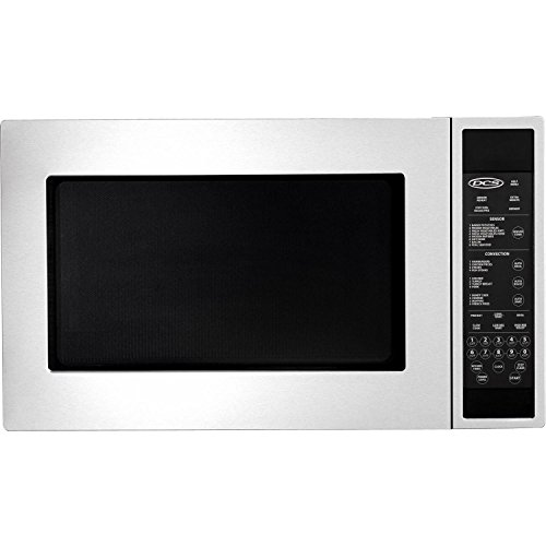 "Fisher Paykel CMO-24SS-2 24"" Convection Microwave Oven with 1.5 cu. ft. Capacity 10 Sensor Cook Settings Convection Removable Turntable and 2 Baking Racks: Stainless"