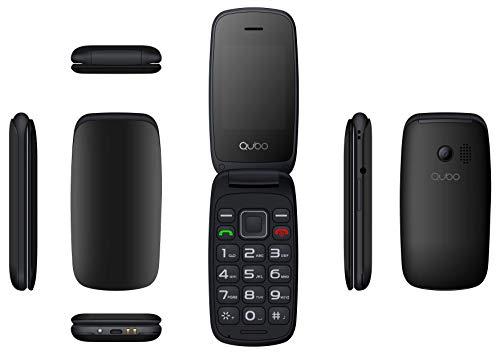 Qubo Neo-BK Telefono 2,4'