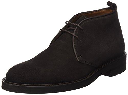 Lottusse L6707, Zapatos de Cordones Derby Hombre, Marrón (Buckster Moka Buckster Moka),...