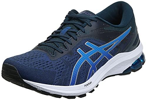 ASICS Gt-1000 10, Zapatillas para Correr Hombre, Monaco Blue Electric Blue, 44 EU