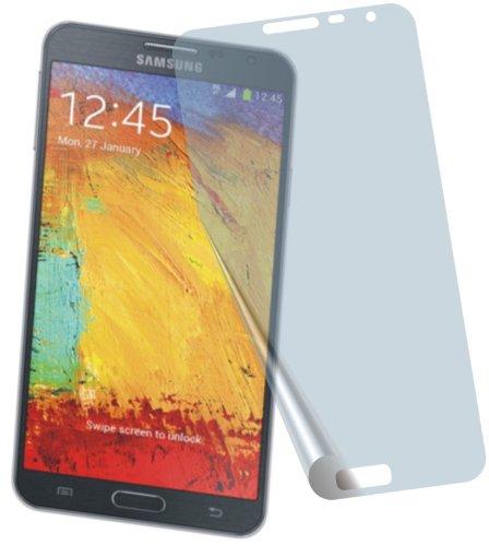 4ProTec I Samsung Galaxy Note 3 Neo LTE+ (2X) Premium Bildschirmschutzfolie Displayschutzfolie kristallklar - PASST Nicht AUF Note 3 [Also ohne NEO]