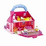 Happy People 46014 - Hello Kitty pequeña casa de muñecas