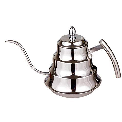 Turkije Barista Gereedschap Koffie Slanke Tuit Oor Hang Arabische Turkse Koffie Percolators Pot Water Theepot Filter