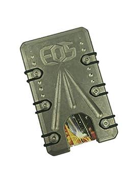 Titanium Wallet Card Holder with Money Clip EOS 2.0