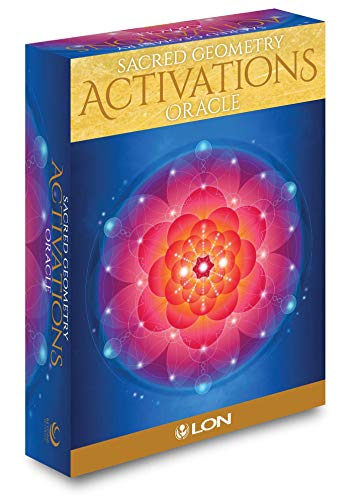 Sacred Geometry Activations Oracle Deck