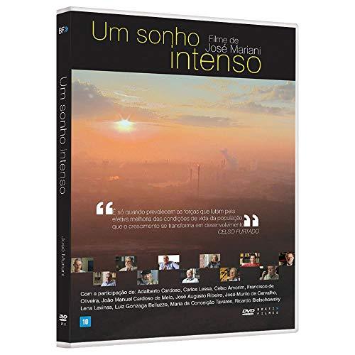 DVD - UM SONHO INTENSO