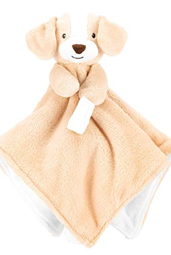 Carter's Child of Mine Puppy Lovely Security Blanket