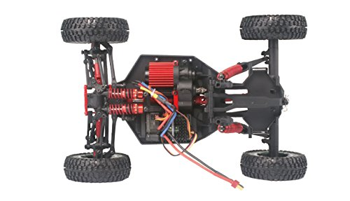 Amewi 22244 Extreme PRO 4WD brushless 1:12 Jeep, RTR, 2,4 GHz