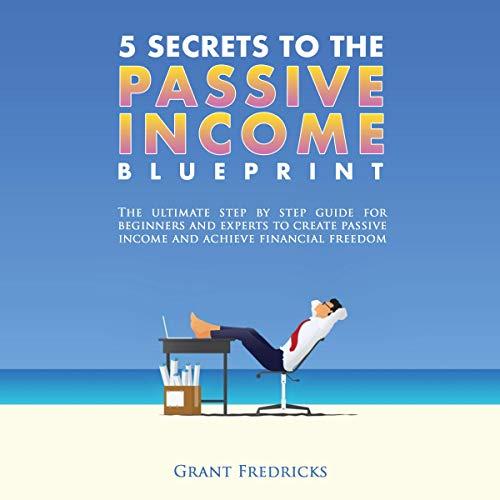 5 Secrets to the Passive Income Blueprint Titelbild