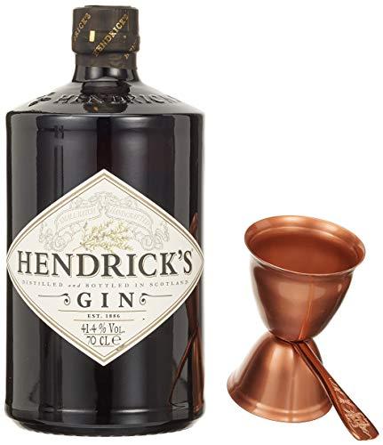 Hendrick's Gin ENCHANTER Set - Geschenkverpackung mit Messbecher (1 x 0.7 l)