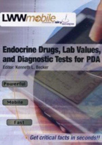 Endocrine Drugs, Lab Values, and Diagnostic Tests for PDA (])