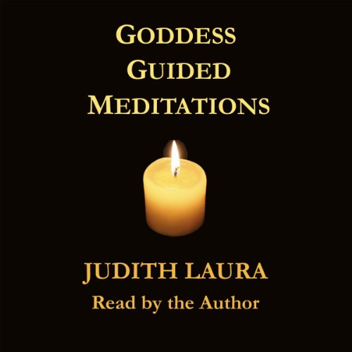 Goddess Guided Meditations audiobook cover art