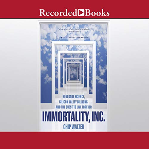 Immortality, Inc. audiobook cover art