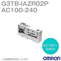 オムロン(OMRON) G3TB-IAZR02P AC100-240 (20個入) 形G3TB I/Oソリッドステート・リレー NN