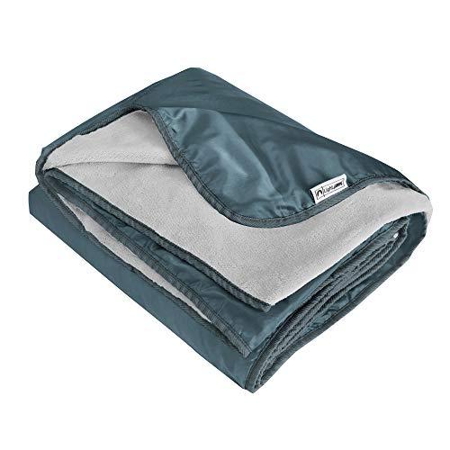 Lightspeed Outdoors XL Soft Plush Fleece Outdoor Stadium Rainproof and...