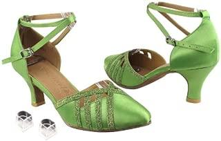 Ladies Women Ballroom Dance Shoes Very Fine EKSA3530 SERA 2.5
