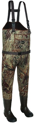 Allen Company Jersey Mossy Oak Break-Up Bootfoot Chest Wader Stout (Size 9)