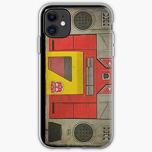 Compatible con iPhone Samsung Xiaomi Redmi Note 10 Pro/Note 9/Poco X3 Pro Funda Autobot Decepticon Box Blaster Transformers Boom Cajas del Teléfono Cover