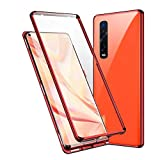 Orgstyle Case for OPPO Find X2 Pro, [Integrated Camera Lens