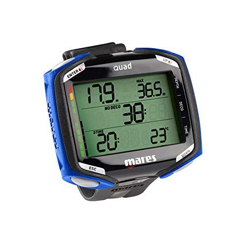 Mares 414134 Reloj para Buceo, Unisex Adulto