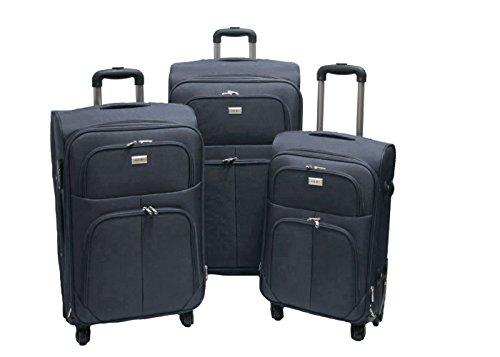 OR&MI 214 - Juego de maletas gris gris