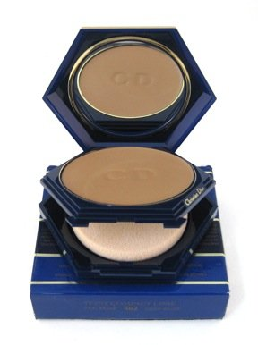 Christian Dior Teint Compact Lisse SPF 15 Deep Beige/Vrai Beige 462 - Smoothing Creme-to-Powder Compact Foundation .35 oz