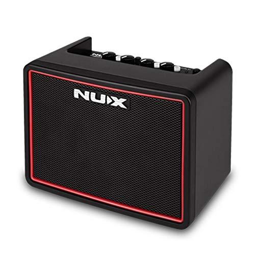 NUX Mighty Lite BT Amplificadores de guitarra eléctrica portátiles Mini altavoz bluetooth...