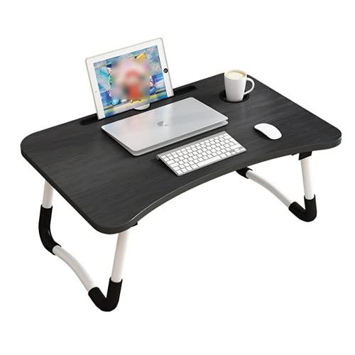 Mesa de Ordenador portátil para Cama y sofá, Soporte para Ordenador portátil,...