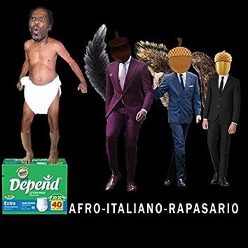 Afro-Italiano-Rapasario (feat. Harold Boons)