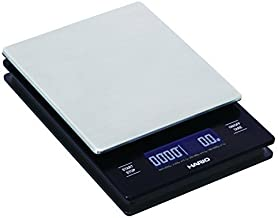 Hario VSTM-2000HSV V60 Drip Scale, Silver
