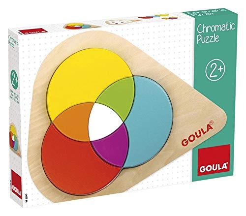 Goula - 55240 - Mix couleur puzzle