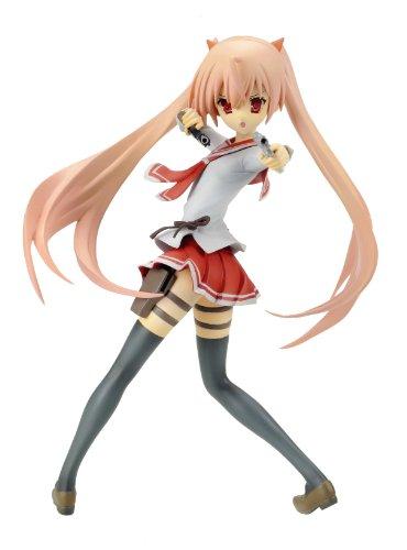Aria The Scarlet Ammo: Staind Kanzaki Holmes Aria 1/10 PVC Figure