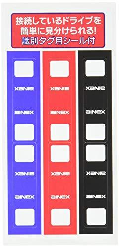ainex『シリアルATAケーブル(SAT-3003UBL)』