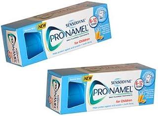 Sensodyne Pronamel for Children Daily Fluoride Toothpaste 6-12 Years (Pack of 2) by Sensodyne