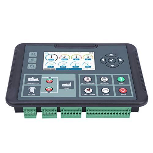 Controlador de generador electrónico DC82D, controlador de grupo electrógeno MKII para la...