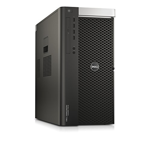 Dell Precision T7920 Tower - Dual Intel Xeon Silver 4114 10Core 2.20GHz Processor - 64GB RAM - 1TB + 256B SSD - Windows 10 pro Workstation