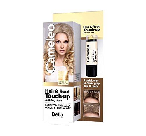 Cameleo HAIR & ROOT TOUCH-UP Ansatz Stift Anti- Grau Sonnig Blonde 4,6 g
