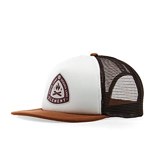 Element Camp Trucker - Gorra para niño Naranja Ginger Bread Taille Unique